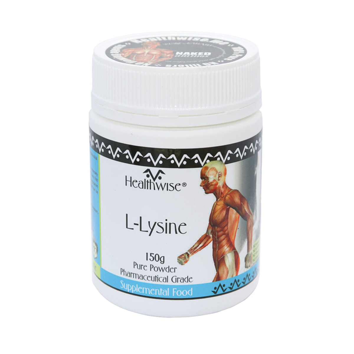 HEALTHWISE L-LYSINE 150G