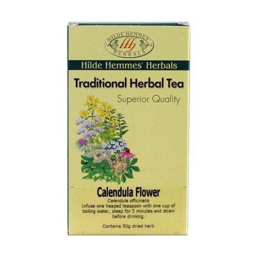 HILDE HEMMES CALENDULA FLOWER 50G