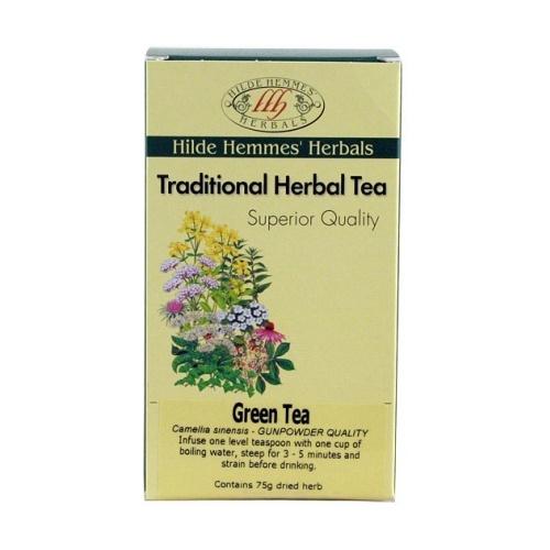 HILDE HEMMES GREEN TEA GUNPDR 75G