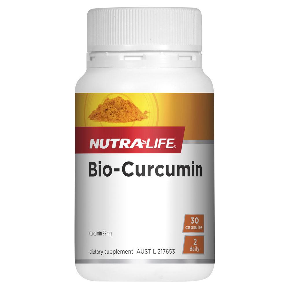 NUTRALIFE BIO CURCUMIN 30C