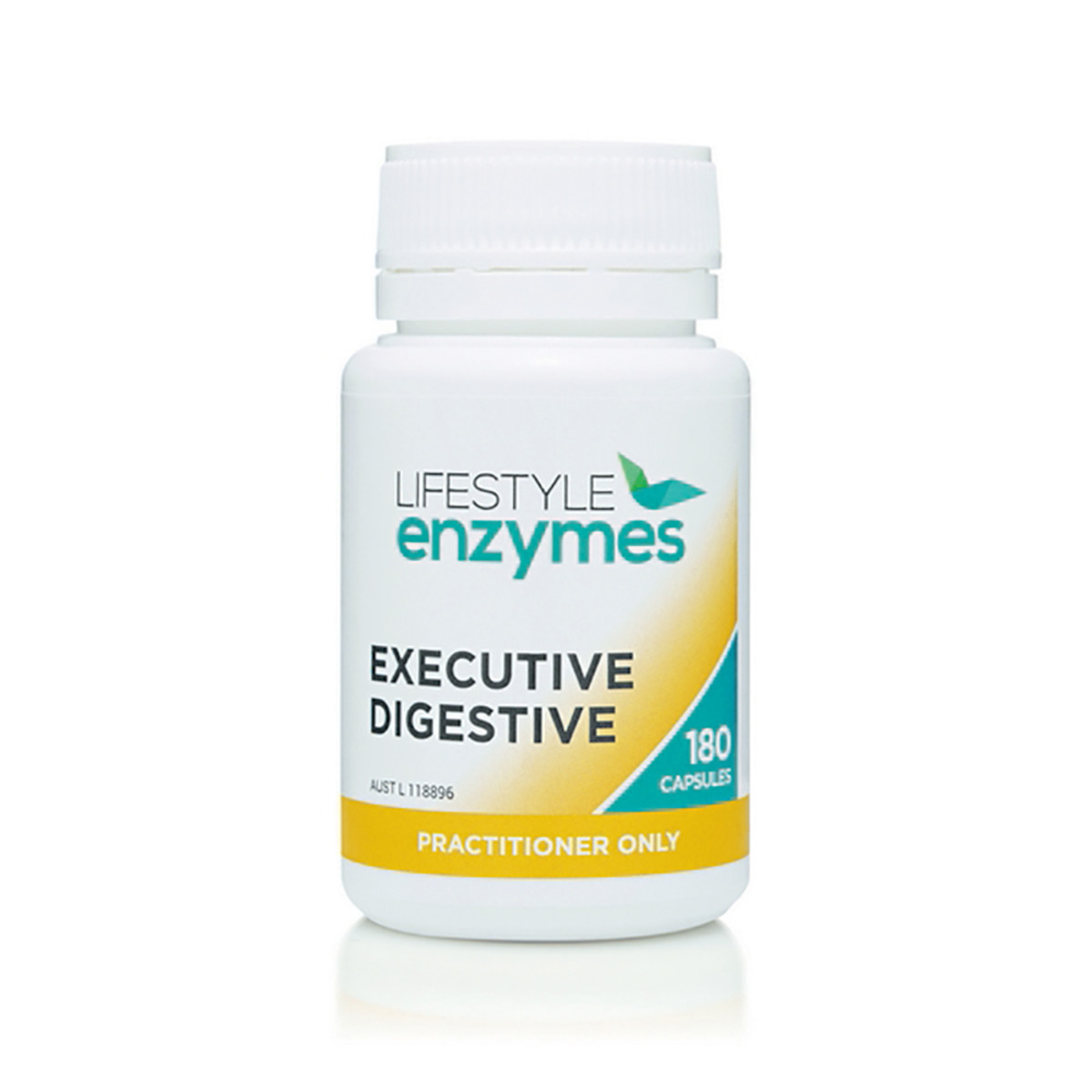 LIFESTYLE ENZYMES EXECUTIVE DIGEST 180C