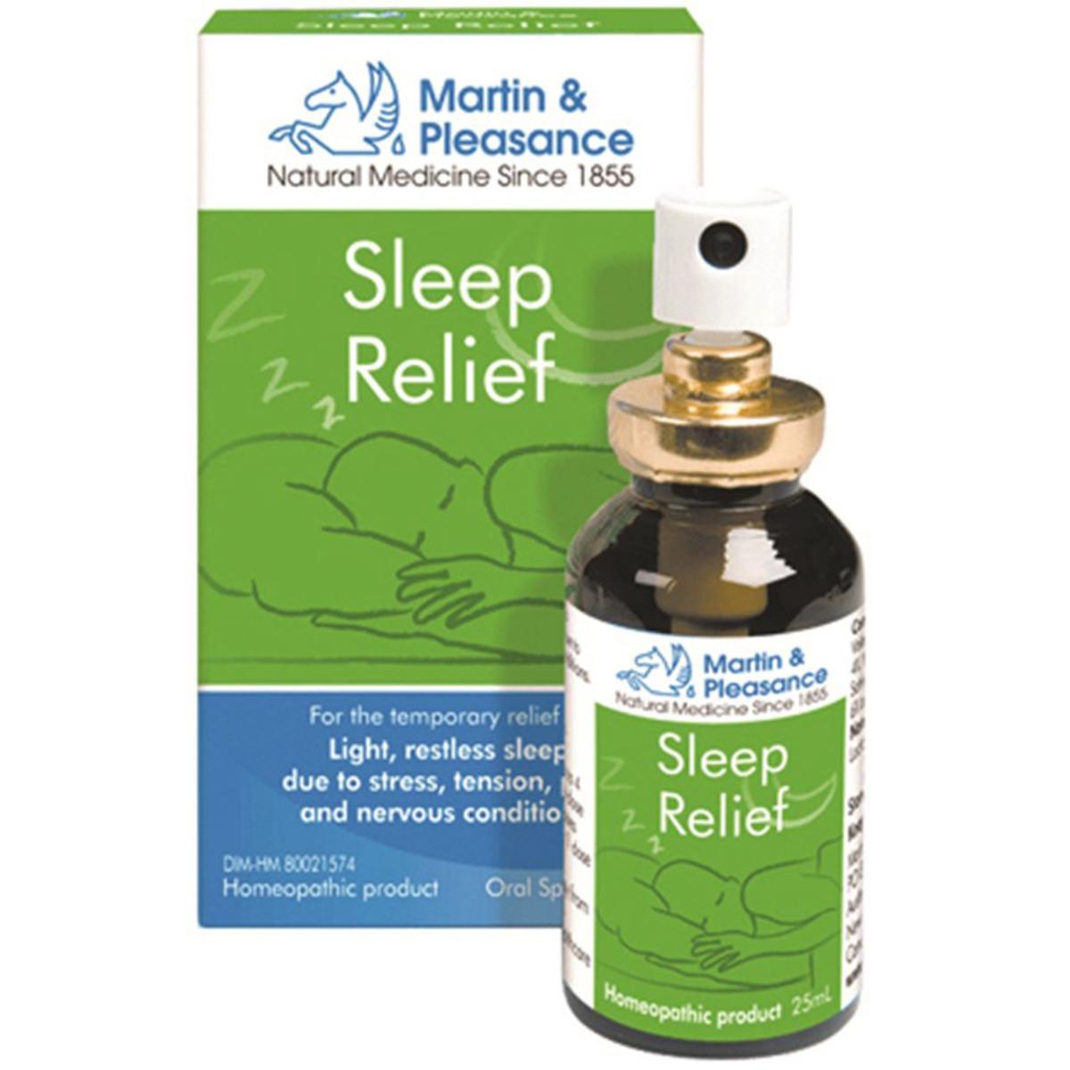 MARTIN & PLEASANCE CPLX SPRAY SLEEP 25ML