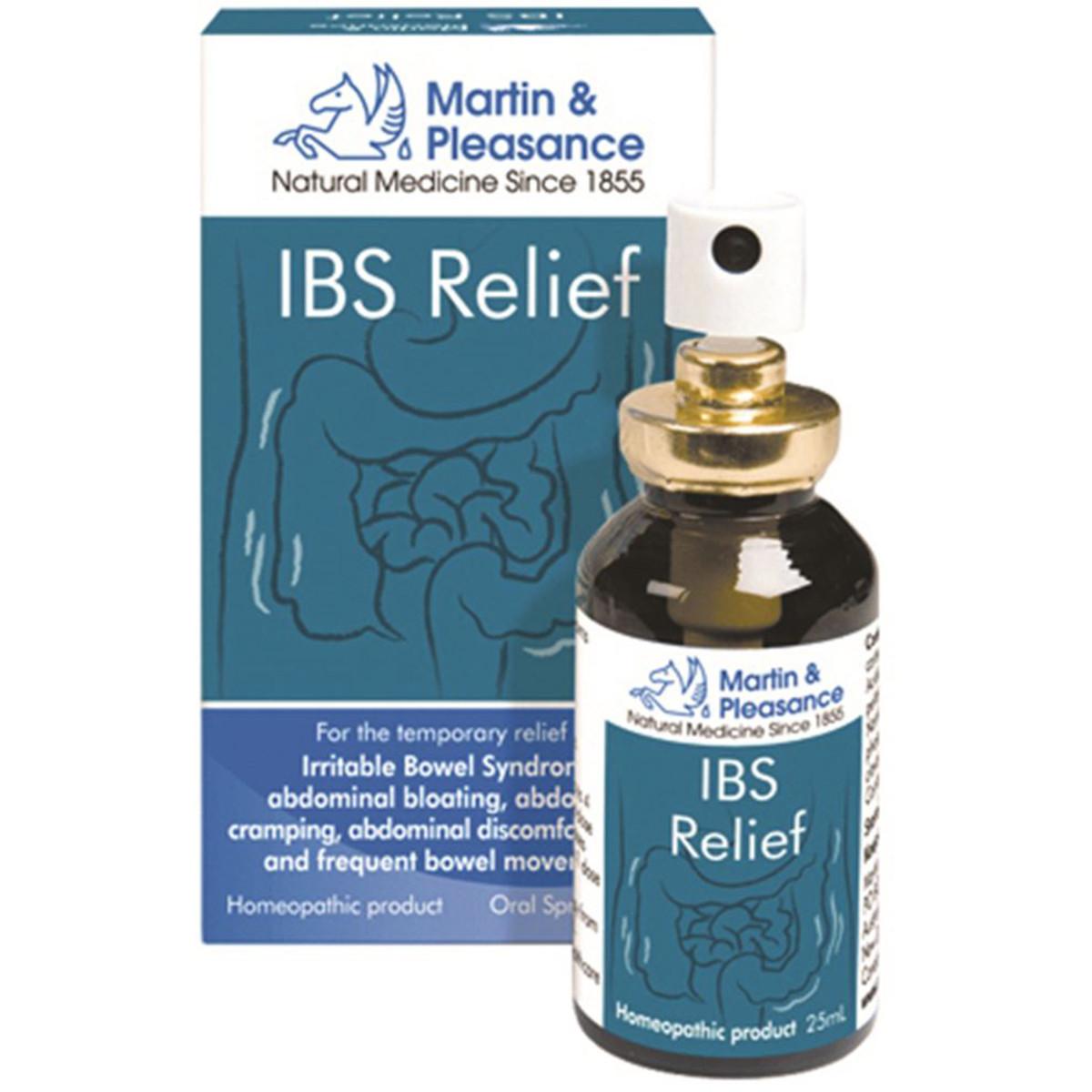 MARTIN & PLEASANCE IBS RELIEF ORAL SPRAY 25ML