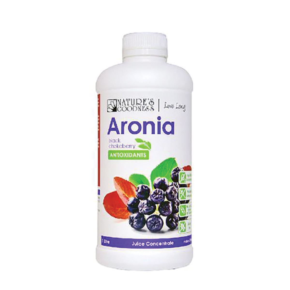 NATURE'S GOODNESS ARONIA JUICE 1L