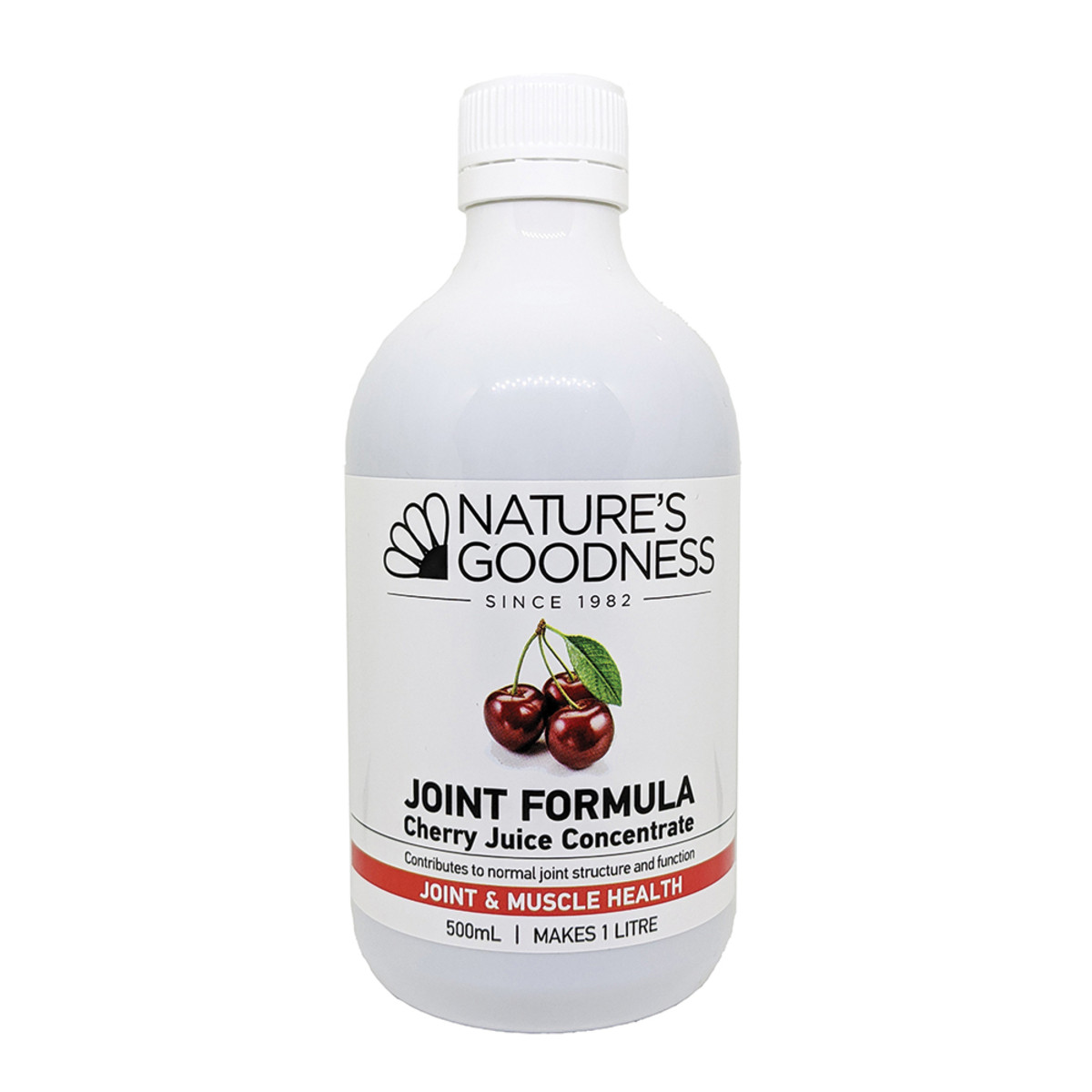 NATURE'S GOODNESS CHERRY JUICE CONCENTRATE 500ML