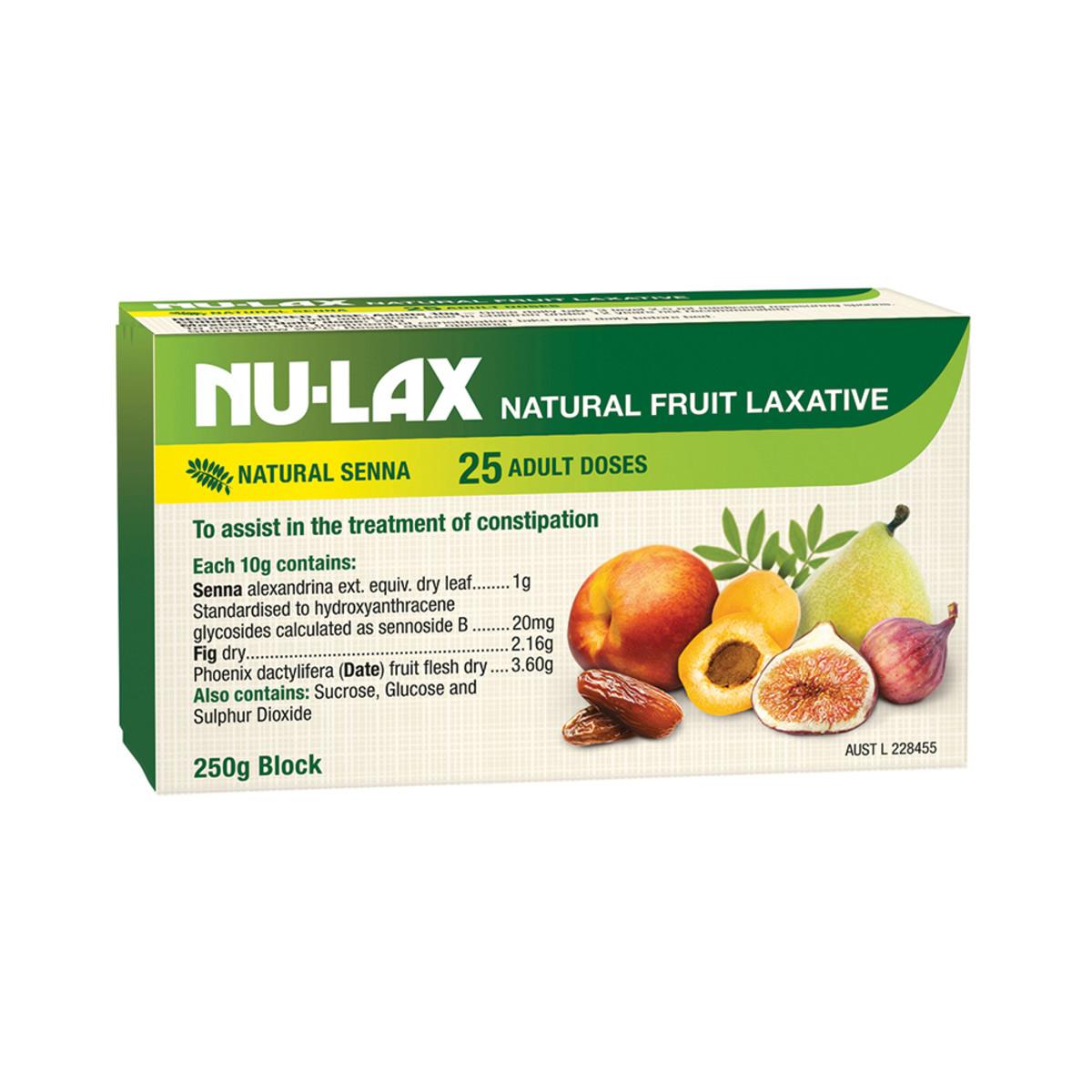 NU-LAX 250G