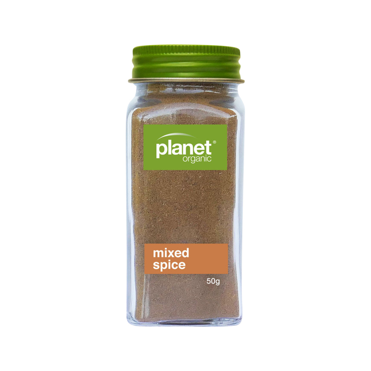 PLANET MIXED SPICE 50G