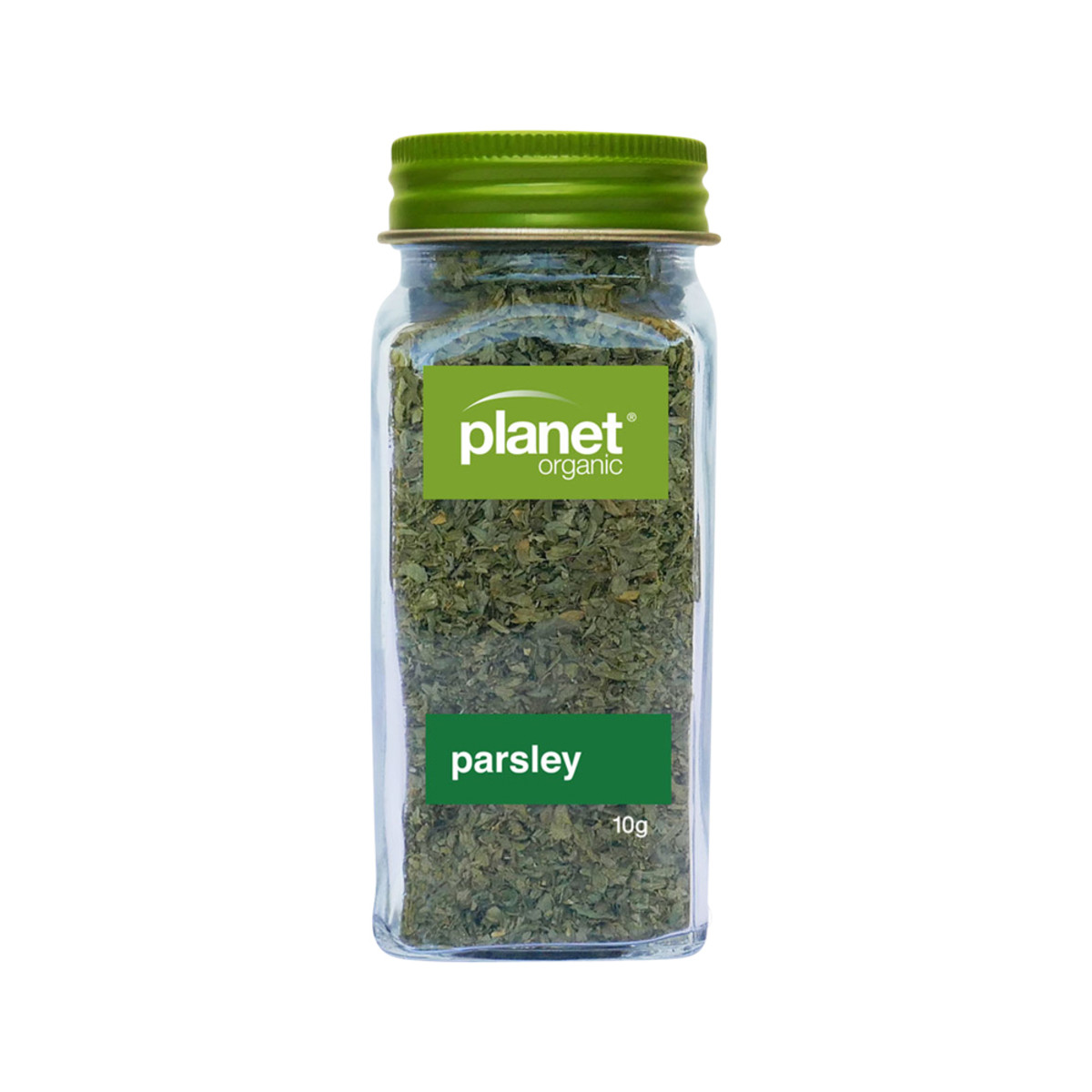 PLANET ORGANIC PARSLEY SHAKER 10G