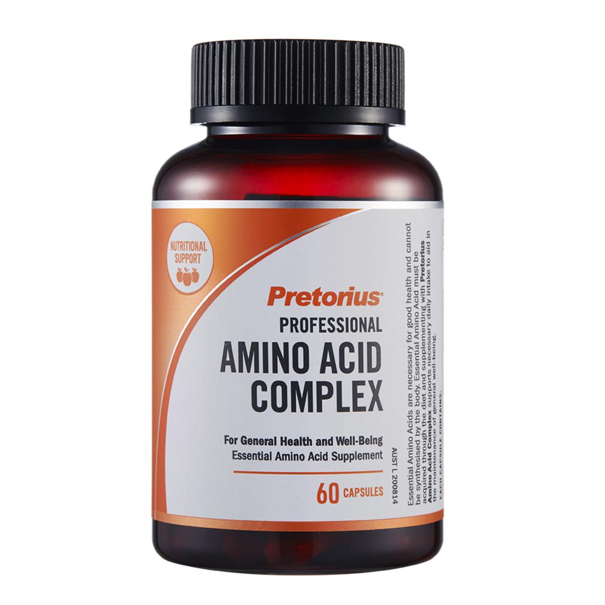 PRETORIUS AMINO ACID COMPLEX 60C