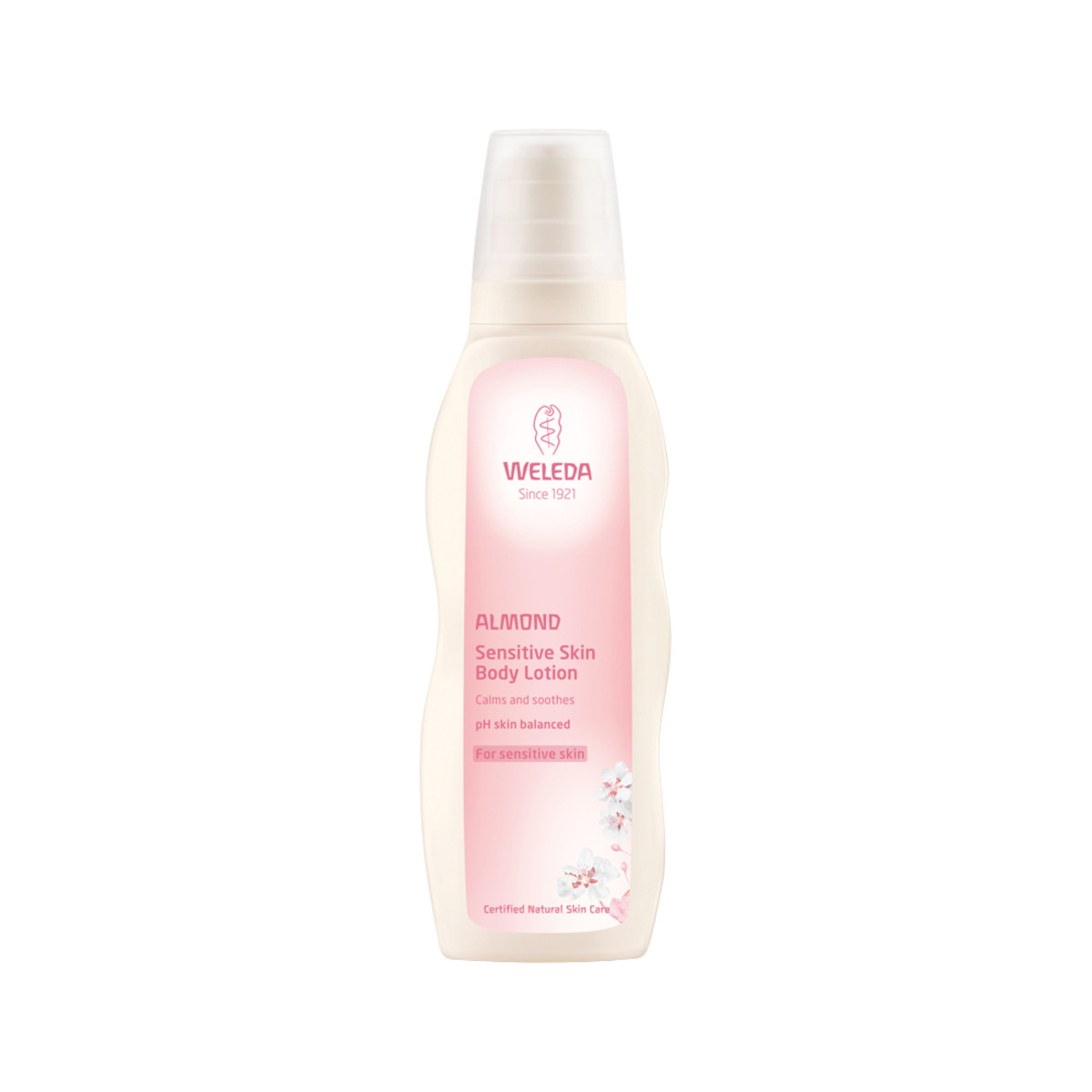 WELEDA ALMOND SENSITIVE BODY LOTION 200ML