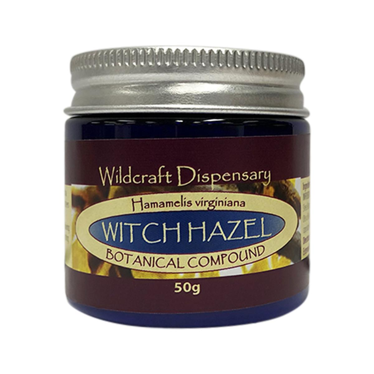 WILDCRAFT DISPENSARY WITCH HAZEL OINTMENT 50G