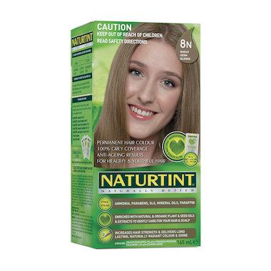 NATURTINT PERMANENT HAIR COLOUR – 8N WHEAT GERM