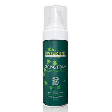 NATURTINT HAIR STYLING FOAM 125ML