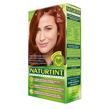 NATURTINT PERMANENT HAIR COLOUR – 5C LIGHT COPPER CHESTNUT