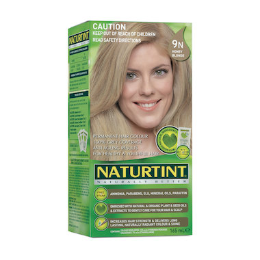 NATURTINT PERMANENT HAIR COLOUR – 9N HONEY BLONDE